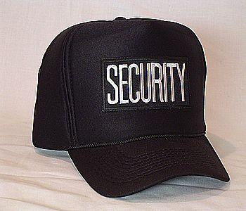 Security Ball Cap b8dce6b3aa7